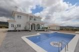 4 bed Luxury New Build Villa designed to your specification in Pinoso Villas