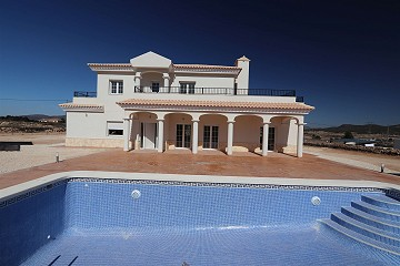 New build villa with WOW!factor