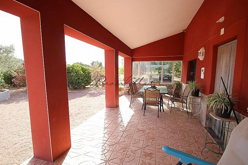 Detached Villa with a pool near Monovar and Pinoso in Pinoso Villas