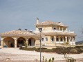 Luxury New Build with Pool €239,000 inc. land, licences & legalities  in Pinoso Villas