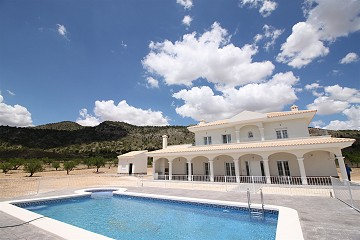 Luxury New Villa with Pool €298,995 inc. land, licences & legalities