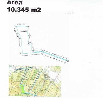 Parcel of building land 2km from Pinoso