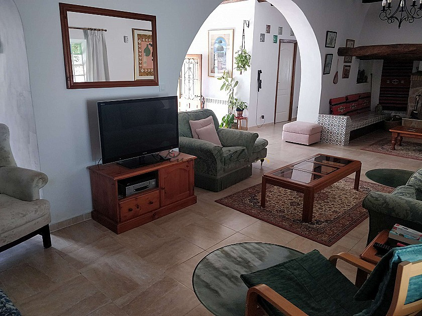 Large Country House in Torre Del Rico in Pinoso Villas