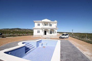 Dream New Build Villas in Alicante's beautiful countryside