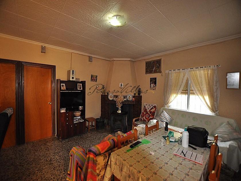 Large 5 bed, 2 bath villa in Caudete  in Pinoso Villas