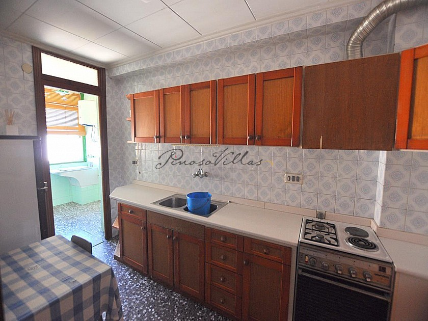 Large Apartment in the heart of Sax in Pinoso Villas