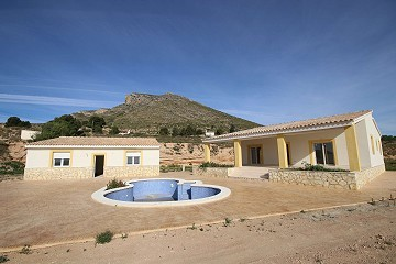 Brand New Detached Villa with a guest house and pool in La Romana