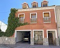 Large Townhouse in with private pool in Caudete in Pinoso Villas