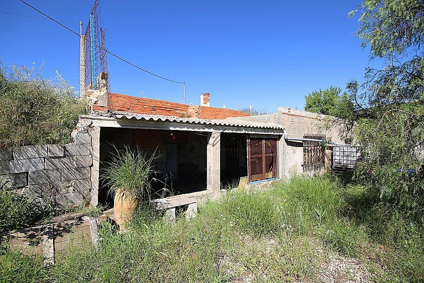 Country House in Raspay in Pinoso Villas