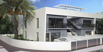 New Build in Gran Alacant, 2-3 Beds, 2 Bath, Communal Pool
