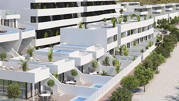 New Duplex in Guardamar del Segura, 3 Beds 3 Bath, Communal Pool. Only 5 Mins from the Beach.