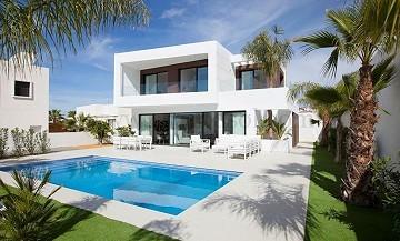 Premium Hilltop Villas in Quesada