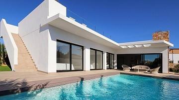 3 Bed 2 Bath Villas in Quesada