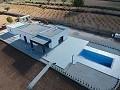 Modern new villa 3 bedroom villa with pool and garage  in Pinoso Villas