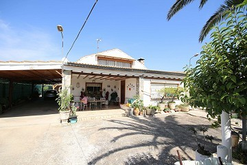 Detached Villa close to town in Caudete