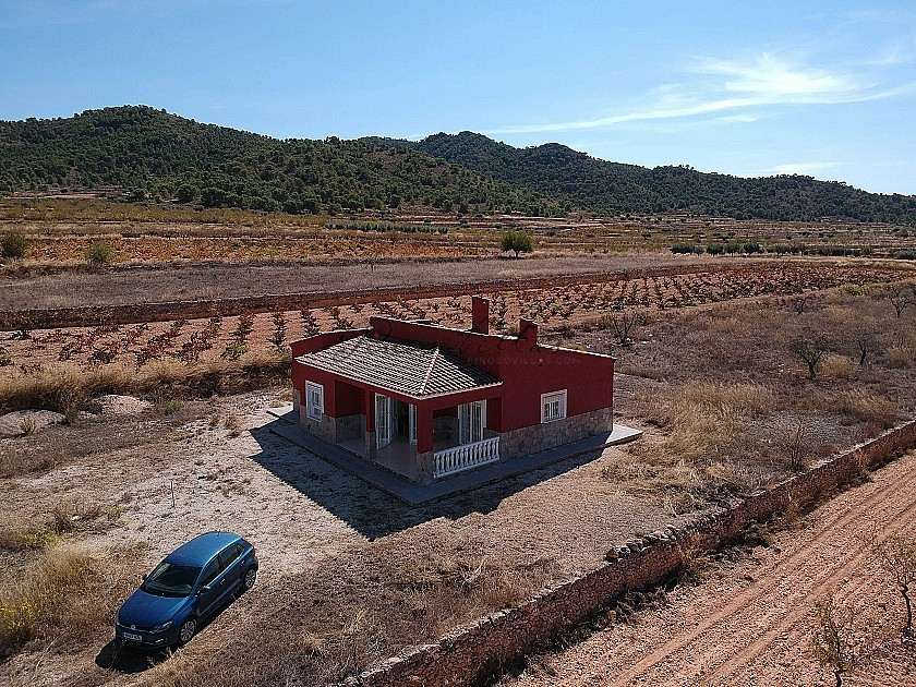 Detached Villa near Pinoso and Algueña in Pinoso Villas