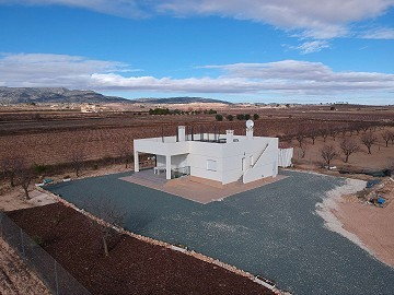 Brand New Detached Villa walking distance to Pinoso