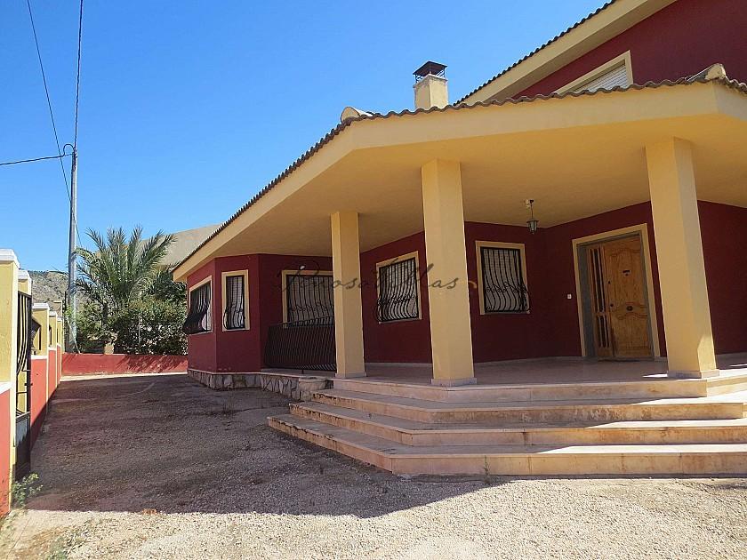 Lovely Villa in town in Salinas, Alicante in Pinoso Villas