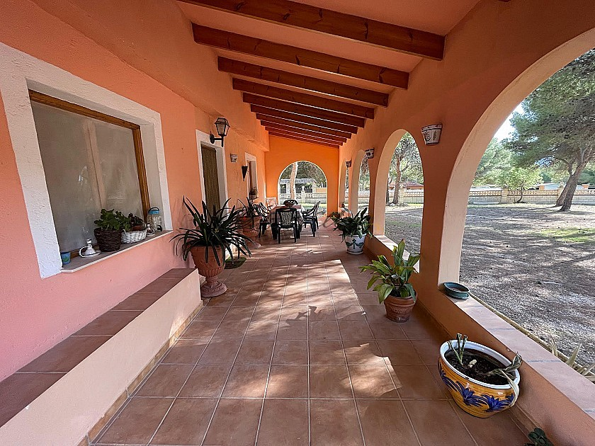 COUNTRY HOUSE  in Pinoso Villas
