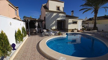 Three Bedroom Detached Villa In Fincas De La Vega, Formentera Del Segura