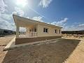 Brand new villa in Pinoso pool option in Pinoso Villas