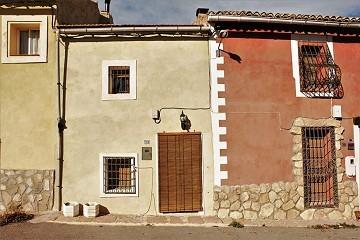 Renovation Project Villa in Algayat, near to La Algueña