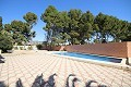 Stunning Detached Villa with a second house, walking distance to Monovar in Pinoso Villas
