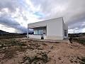 3 Bed Modern Villa in Sax in Pinoso Villas