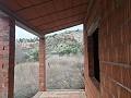 Unfinished House in Zarra in Pinoso Villas
