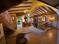 Character Country House with two rental apartments in Pinoso Villas