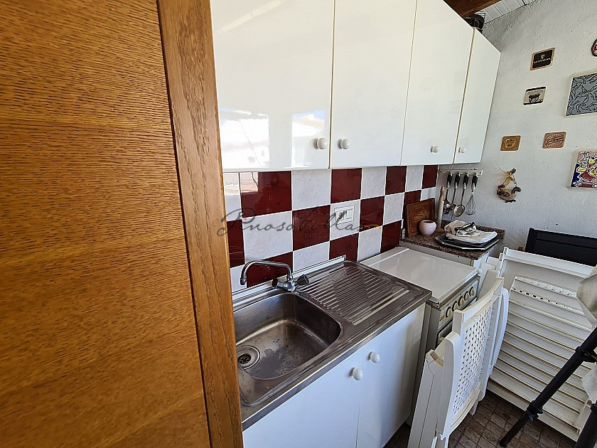 Lovely house with pool on El Reloj, Fortuna in Pinoso Villas