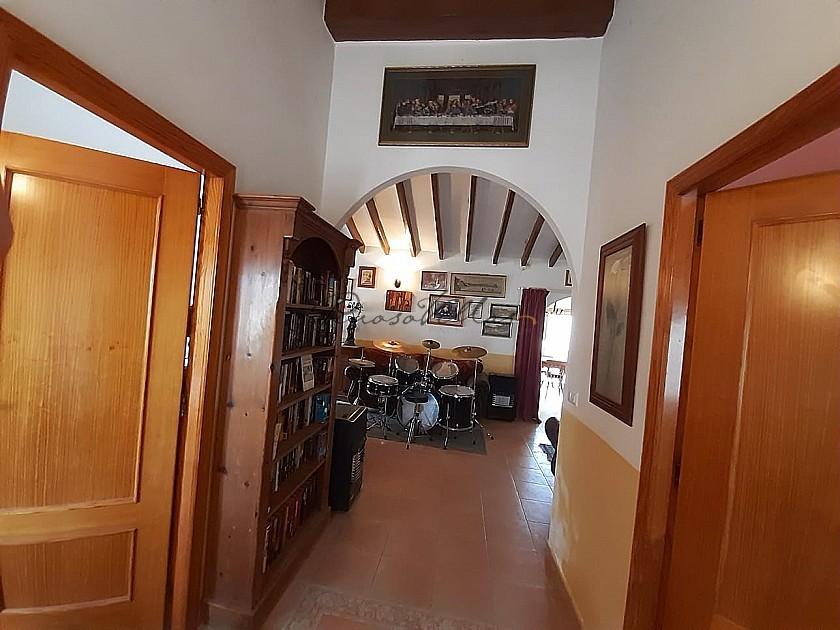 Townhouse in a small hamlet close to Pinoso. in Pinoso Villas