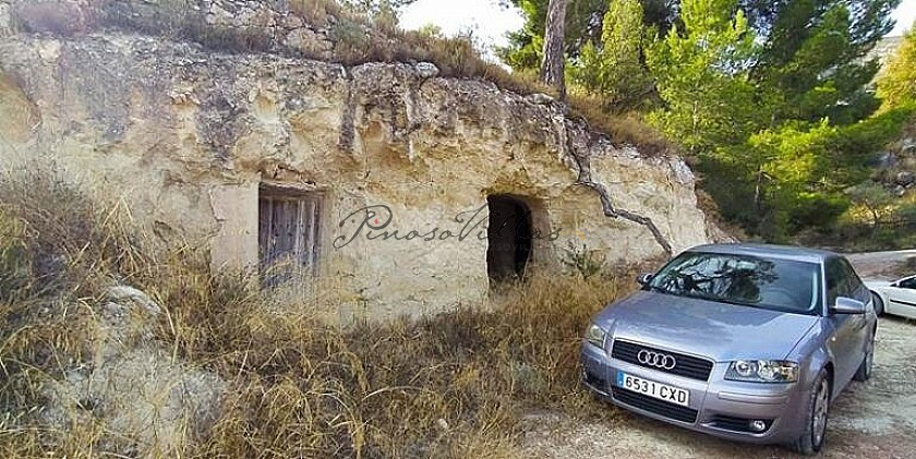 Traditional 3 Bedroom Country House in Pinoso Villas