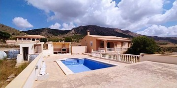 Spacious Detached 3 Bedroom Villa With Pool, Garage And Large Under Build