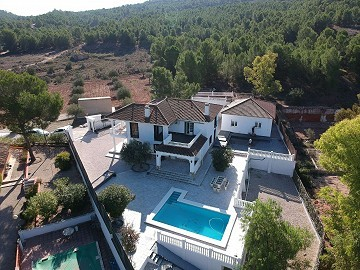 Detached Villa in Yecla with a guest house